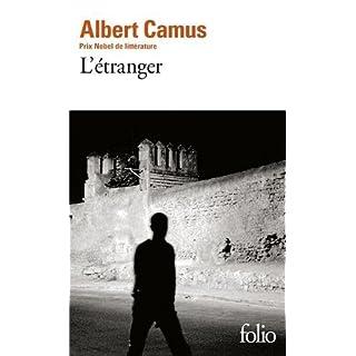 L'etranger (Folio)