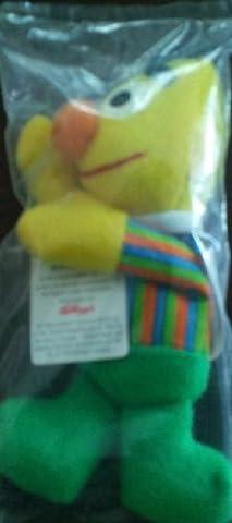 Sesame Street Kellogg's 1999 Mini Beans Bert Plush Toy by Sesame Street
