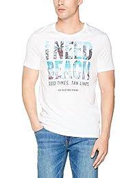 edc by Esprit 057cc2k017, T-Shirt Homme