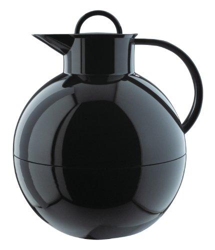 Alfi 0105.020.094 - Jarra térmica Redonda, plástico Brillante, 0,94 l, Color Negro