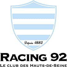 Autocollant rugby - Racing 92 - Racing 1882