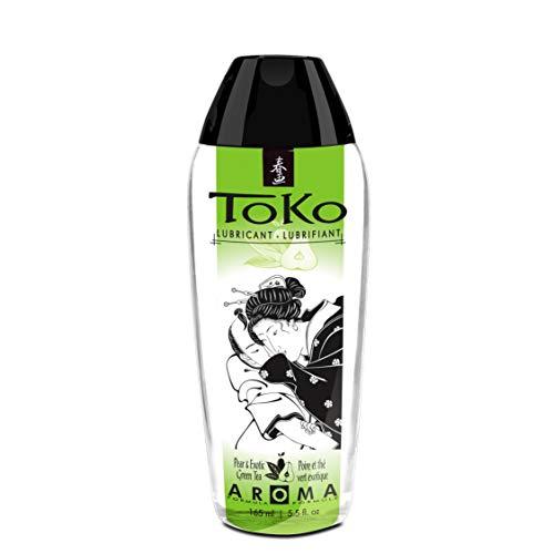 Shunga Lubricante Toko Aroma Pera Y Té Verde - 165