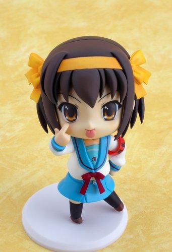 Good Smile Company - Figurine Manga - Suzumiya Haruhi No Yuutsu - Nendoroid - Séries Haruhi AF