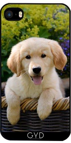 SilikonHülle für Iphone 6/6S - Niedlichen Hund Goldi Retriever Welpen by Katho Menden Starre Kunststoff