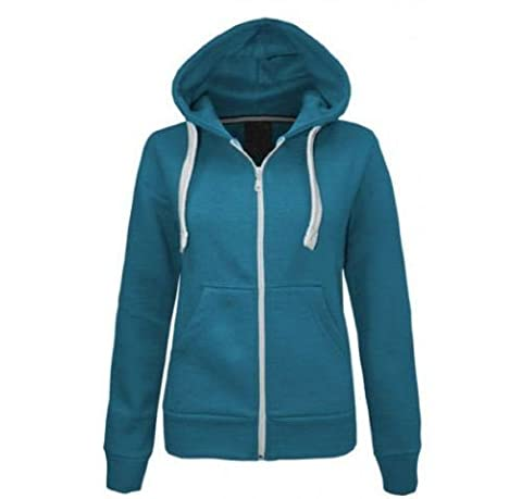 MMT - Sweat-shirt à capuche - Fille Turquoise turquoise 7-8