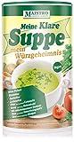 Bouillon de légumes végétalien et assaisonnement, sans déclenchement allergène, sans graisse de palme, simple, rapide et délicieusement préparé. 900g / 45Liter soupe de légumes avec du sel naturel. MAISTRO