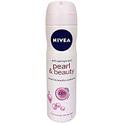 Nivea Pearl & Beauty Anti-Perspirant Spray Deodorant for Women