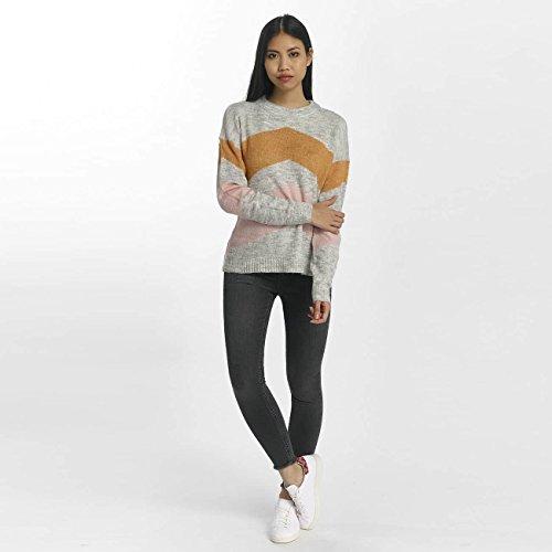 Vero Moda Femme Hauts / Sweat & Pull vmKary Gris