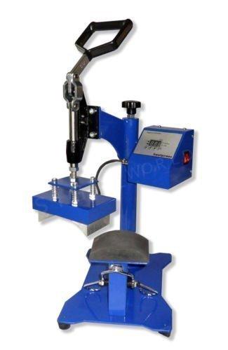 8 x 14cm CAP Heat Press Machine CP3815