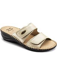 Amazon.it  ciabatte - TIGLIO   Pantofole   Scarpe da donna  Scarpe e ... b865124b385