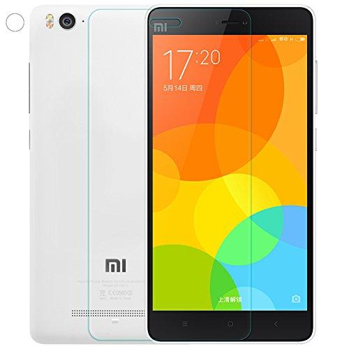 Original Nillkin 9H Hardness Tempered Glass Screen Protector for Xiaomi Mi4i Mi 4i - Retail Packaging