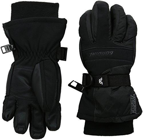 Gordini Kinder Handschuhe Aquabloc III Junior Glove, Black, M Gordini-cap
