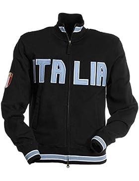 ITALIA SPORT FELPA TUTTA ZIP MULTI-STAGIONE (M)