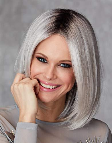 inspiré par les cheveux naturels de décoration d'image des Perruques, Tranquil Petite crémeuse Glow