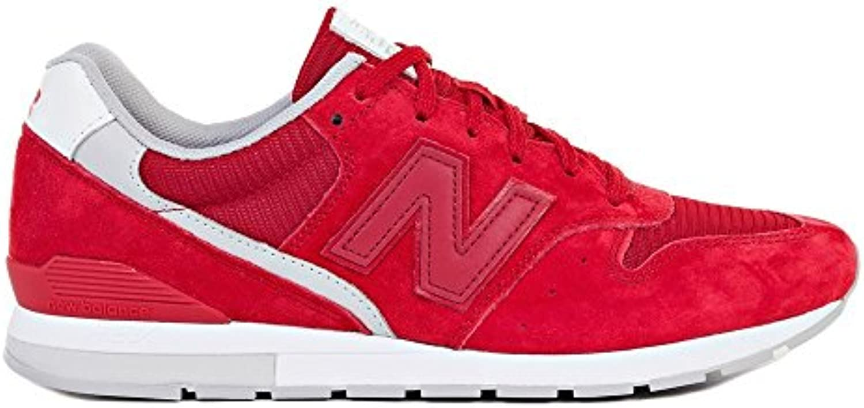 New Balance 996   MRL996RC   Farbe: Rot   Größe: 44.5
