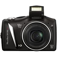 Canon Powershot SX130 IS Fotocamera Digitale 12.4