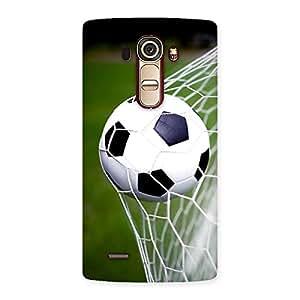Goal Green Back Case Cover for LG G4