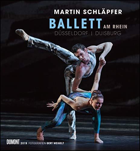 Kostüm Für Tanz Theater - Martin Schläpfer - Ballett am Rhein 2019 - Wandkalender 44,5 x 48,0 cm - Spiralbindung