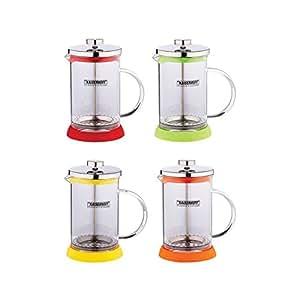 LM-Distribution - Cafetière à piston / Infuseur de thé Couleur - Vert