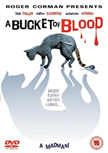 """Bucket Of Blood, A (DVD)  """