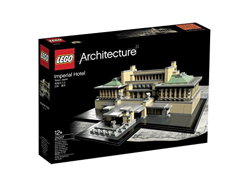 LEGO Architecture 21017 - Imperial Hotel (Lego Hotel)