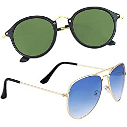 Phenomenal trendy Cat eye and Aviators Unisex Sunglass combos