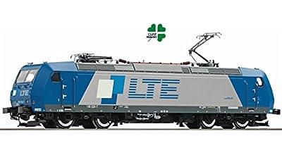 Roco 78547 E-Lok BR 185 LTE AC blau/silber von Roco 78547 E-Lok BR 185 LTE AC blau/silbe