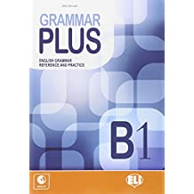 Grammar Plus: Grammar Plus B1 + Audio CD