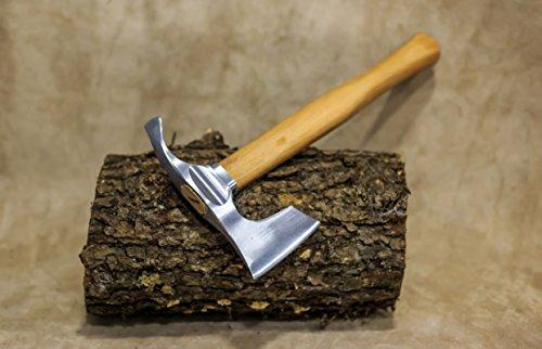 Bärtige Beil / Axt kombiniert mit gebogenem dechsel Blade - Bowl Makers Tool-Rare!
