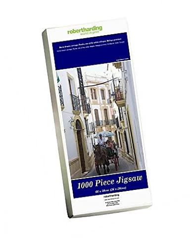 Photo Jigsaw Puzzle of Horse drawn carriage, Ronda, one of the white villages, Malaga province
