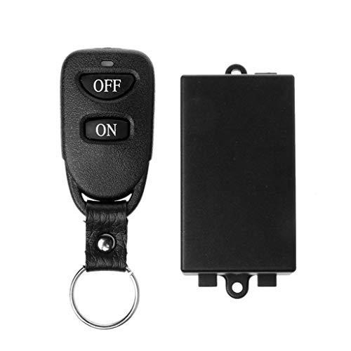 VvXx - Interruptor luz inalámbrico mando distancia