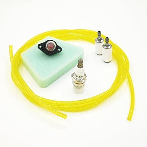 Shioshen Kraftstoff Filter Luft Filter Gas Line Primer Bulb Zündkerze für 2000 3200 3500 3516 Mcculloch Kettensäge -