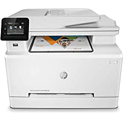 HP M281FDW Color LaserJet Pro Imprimante Multifonction Laser couleur , Blanc