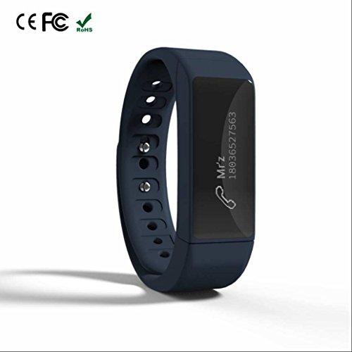 Fitness Armband Schrittzähler Fitness Tracker Armband Kalorienzähler Kilometerzähler Sport Aktivitätstracker Mit Schlaf Monitor Sedentary Reminder Bluetooth Fitnessarmband Mit Android Ios Smartphones
