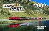Glacier Express 2009: St. Moritz /Davos - Zermatt -