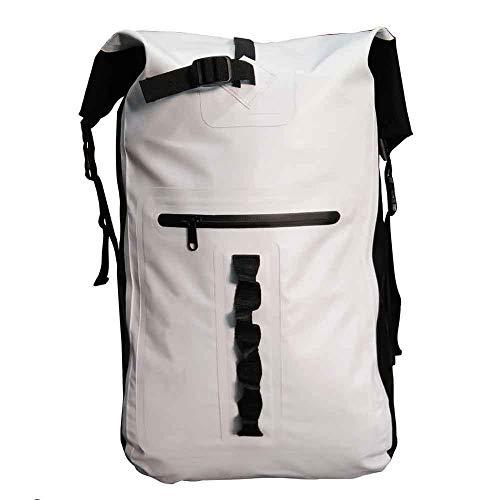 BABIILUN 32L Outdoor River Trekking Bag Packsack Doppel Schultergurte Wasser Pack Schwimmrucksack wasserdichte Taschen Zum Driften Kajak