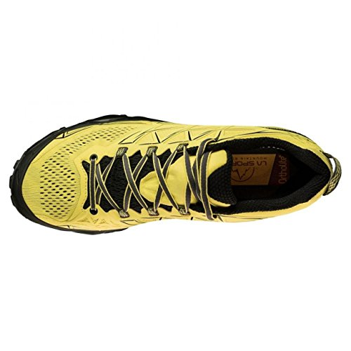 LA SPORTIVA AKYRA SHOES TRAIL RUNNING MOUNTAIN BLACK Butter