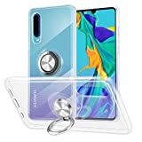 BESINPO Huawei P30 Case Clear Slim Soft Transparent
