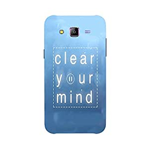 Back cover for Samsung Galaxy A5 Clear your Mind