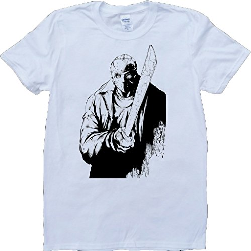 Jason Freitag 13 Weiß Benutzerdefinierten Gemacht T-Shirt Weiß