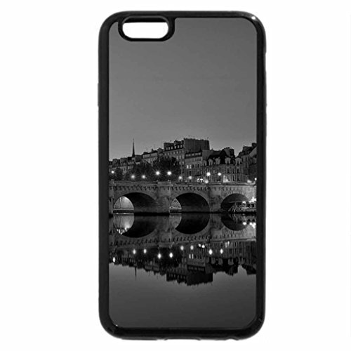 iPhone 6S / iPhone 6 Case (Black) Pont-Neuf , Paris