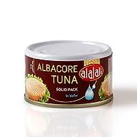 العلالي شرائح التونا البكورة مع الماء , 85 غرام