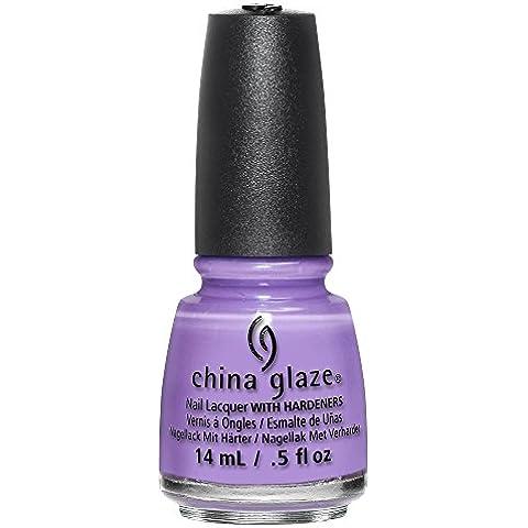 China Glaze Nail Polish, Let's Jam, 0.5 Fluid Ounce by China Glaze