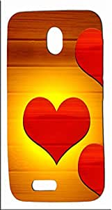 FCS® Back Case For LYF Flame 6 [Pattern-374]