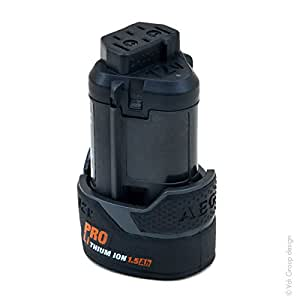 AEG - Batterie visseuse, perceuse, perforateur, ... AEG L1215 12V 1500mAh - 4932352658 ; L1