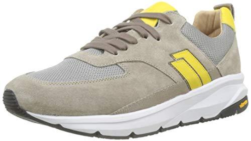 FRAU Sneakers, Sneaker a Collo Alto Uomo, Beige (Sughero Sugh), 43 EU
