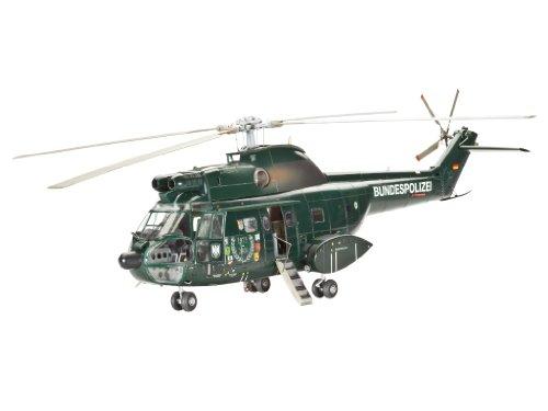 "Preisvergleich Produktbild Revell 04412 - Modellbausatz - SA330 Puma ""Bundespolizei"" im Maßstab 1:32"