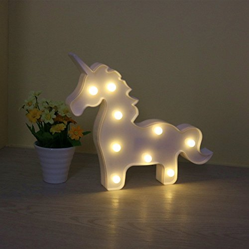 Home & Garden Aizesi Light Night For Lamp Kids Led Lights Marquee Baby Party Wall Battery Lamp