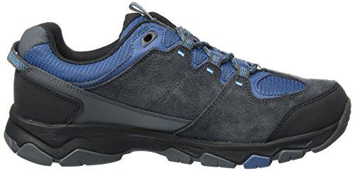 Jack Wolfskin Mtn Attack 5 Texapore Low M, Chaussures de Randonnée Basses Homme Gris (Ocean Wave)