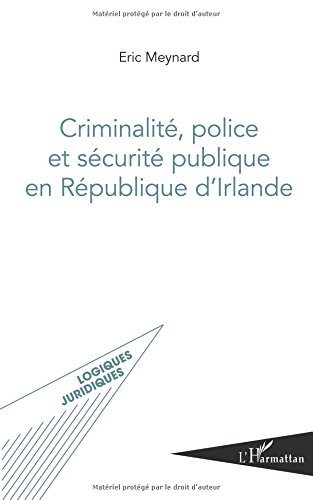 Criminalité, police et sécurité publique en République d'Irlande